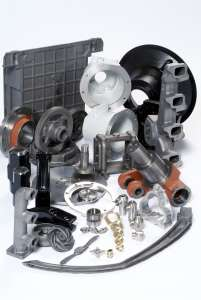 Grey Iron, SG Iron, Stainless Steel, Aluminium, Steel Forgings, Machined Parts