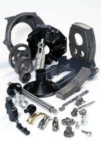 Brass, Stainless Steel, Chrome Plated, Machined Castings, Aluminium, Galvanizing, Grey Iron, SG Iron